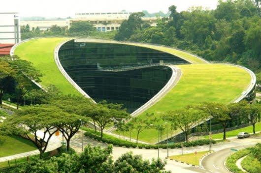 Qu es la arquitectura bioclim tica hab talapp for En que consiste la arquitectura
