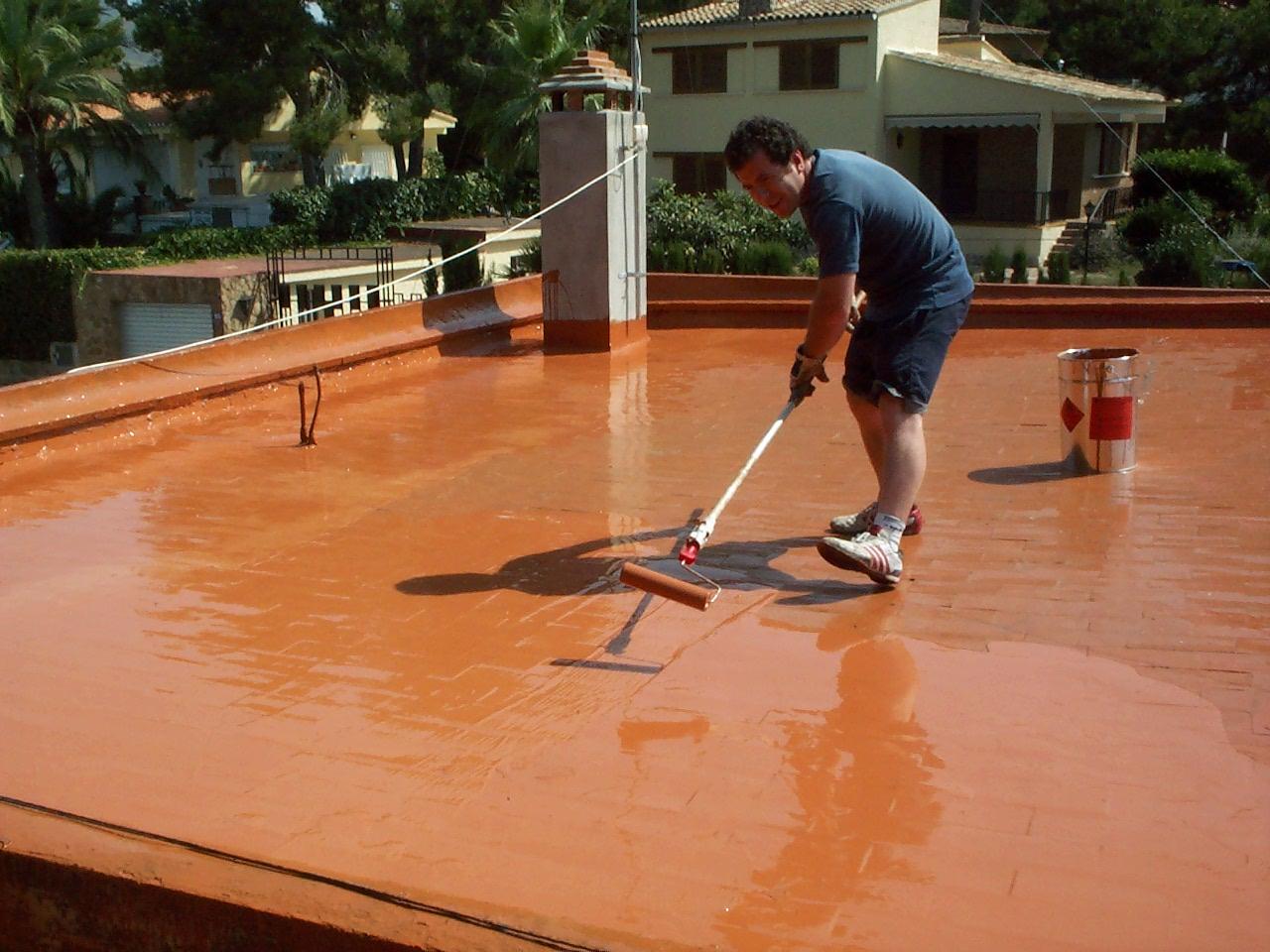 C mo impermeabilizar mi casa hab talapp - Como impermeabilizar madera ...