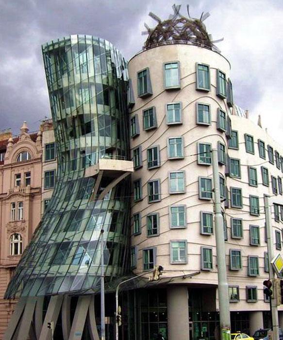 Edificio bailarÍn