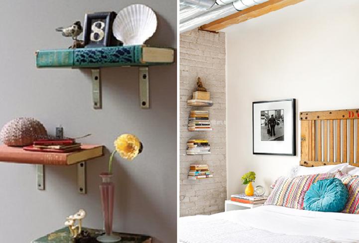 Libros hechos estanter as hab tala - Libros de decoracion de interiores gratis ...
