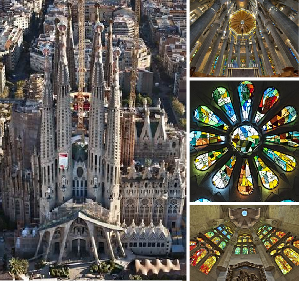la sagrada familia esta obra maestra ubicada en barcelona espaa estuvo a cargo del arquitecto antoni gaudi esta gestionado por una fundacin eclesistica