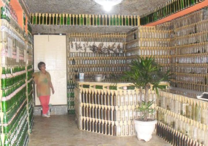 de leche rellenas y botellas de vidrio para el revestimiento de
