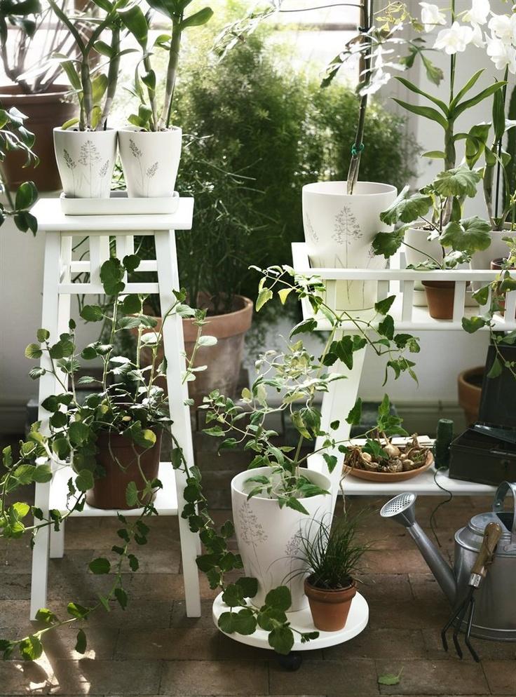 Huertos urbanos tus propios alimentos en casa hab tala - Plantas de plastico ikea ...