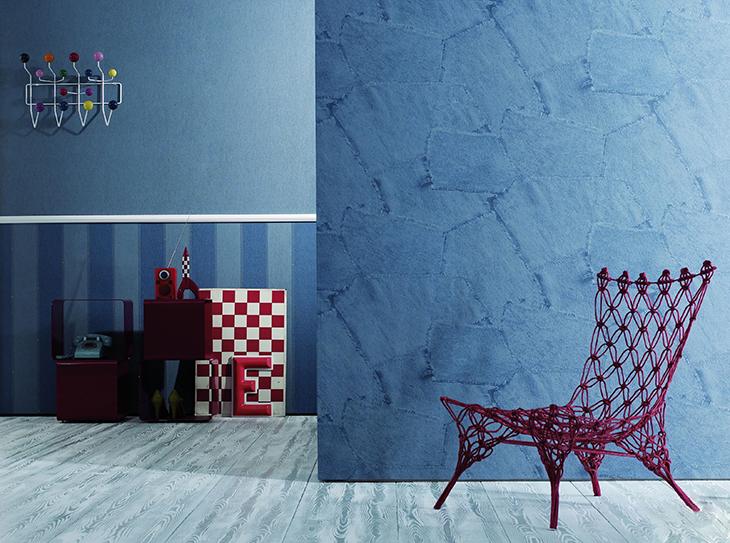 C mo aplicar textura en las paredes hab tala - Aplicacion para decoracion de interiores ...