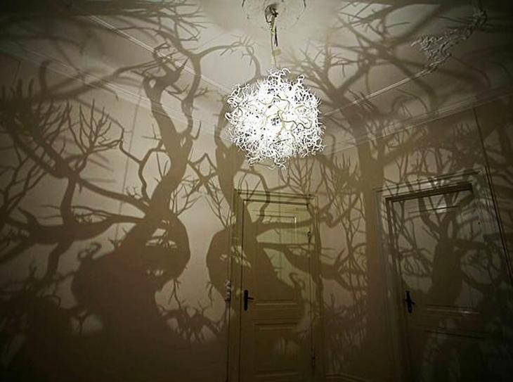 Un bosque en tu cuarto