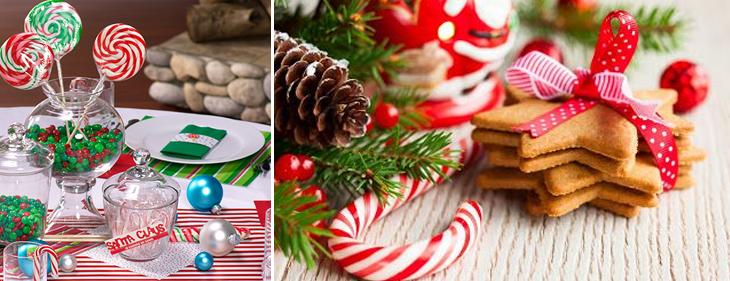 Navidad con caramelo