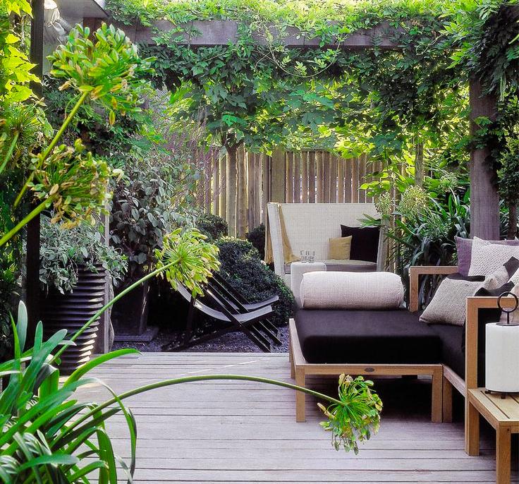 Consejos para decorar y dise ar tu jard n hab tala for Disenar jardines