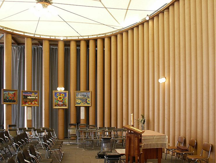 Iglesia de Papel de Kobe