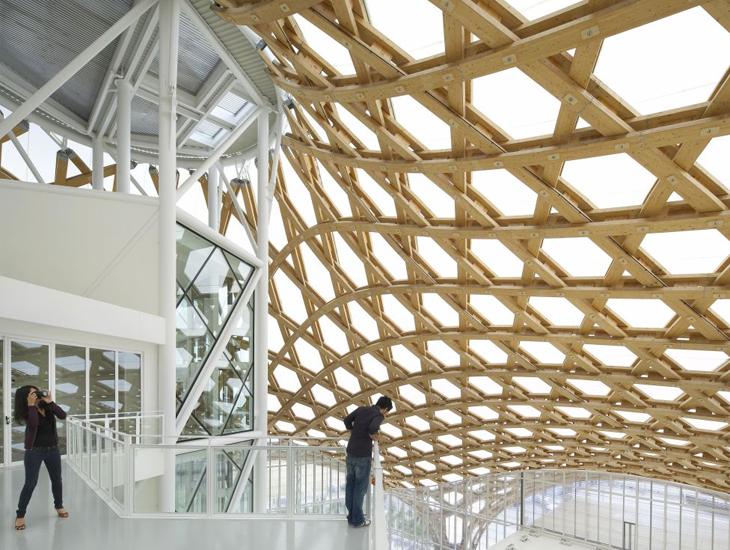 Pompidou de Metz