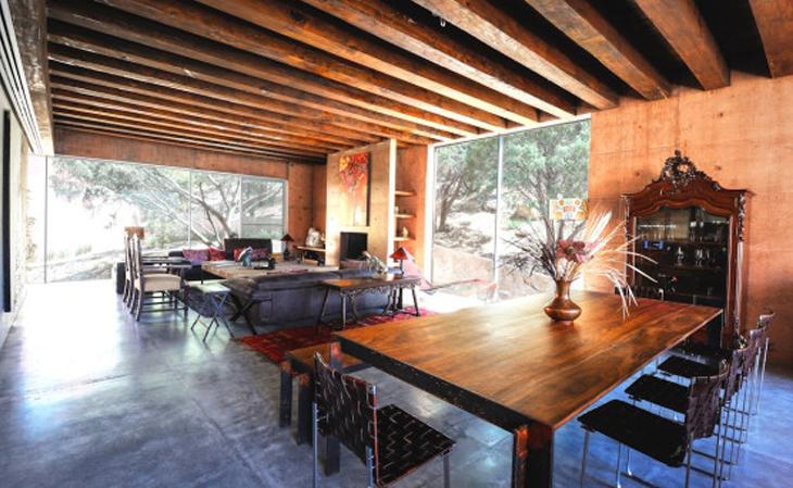 Interior Casa Narigua