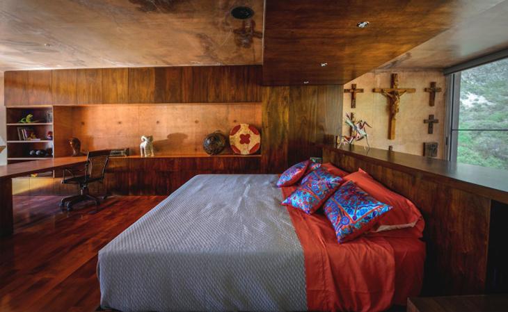Recámara Casa Narigua