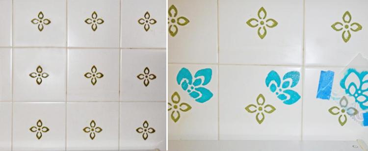 Pasos azulejos 3